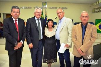 Camara de vereadores entrega Titulo de Cidadao Grajauense 02