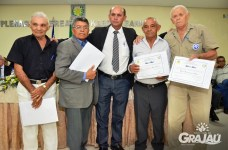 Camara de vereadores entrega Titulo de Cidadao Grajauense 03
