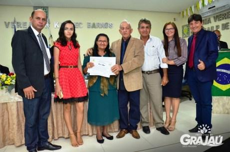 Camara de vereadores entrega Titulo de Cidadao Grajauense 10