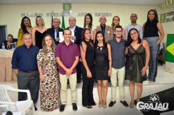 Camara de vereadores entrega Titulo de Cidadao Grajauense 18
