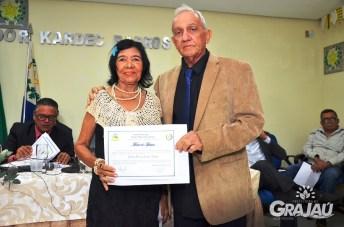 Camara de vereadores entrega Titulo de Cidadao Grajauense 21