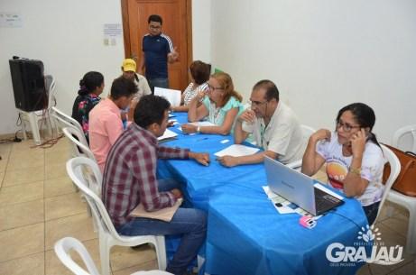 Parceria da Prefeitura e INCRA beneficia assentados em Grajau 01
