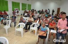 Parceria da Prefeitura e INCRA beneficia assentados em Grajau 04