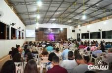 Prefeito Mercial participa do aniversario da Igreja Crista Evangelica 05