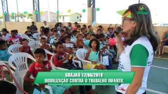Prefeitura realiza mobilizacao contra o trabalho infantil 06