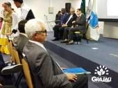 Prefeito Mercial com o embaixador de Israel no Brasil 05