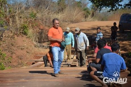 Prefeitura constroi ponte da Aldeia Bacurizinho 06
