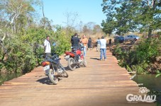 Prefeitura constroi ponte da Aldeia Bacurizinho 07