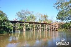 Prefeitura constroi ponte da Aldeia Bacurizinho 10