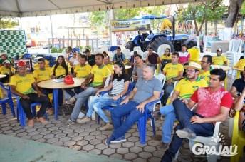 Prefeitura de Grajau realiza cursos na Expoagra 05