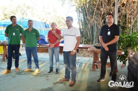 Prefeitura de Grajau realiza cursos na Expoagra 06