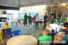 Prefeitura de Grajau realiza cursos na Expoagra 07