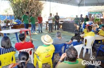Prefeitura de Grajau realiza cursos na Expoagra 08