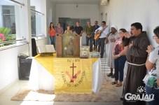 Reliquias de Sao Francisco de Assis na prefeitura 03