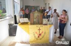 Reliquias de Sao Francisco de Assis na prefeitura 07