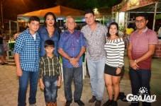 Stand da prefeitura de Grajaú na Expoagra 05