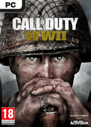 Call of Duty WWII za 57.46 zł w CDKeys