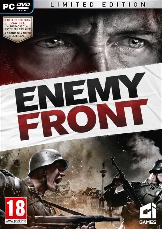 Fanatical Star Deal – Enemy Front + Alien Rage Pack