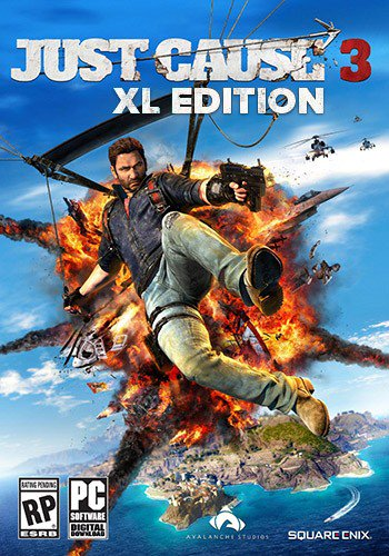 Just Cause 3 (PS4) za 25 złotych w PS Store