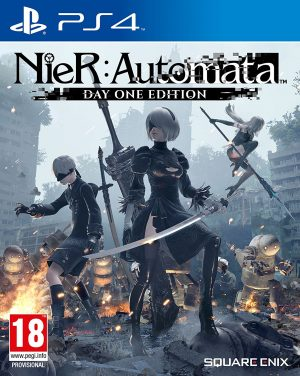 Nier: Automata na PS4 za 127,65 zł – The Game Collection