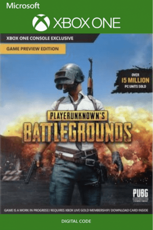 PlayerUnknown's Battlegrounds na Xbox One za 66,92 zł – cdkeys