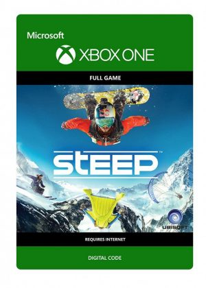 Steep Xbox One za 19.51 zł w CDKeys