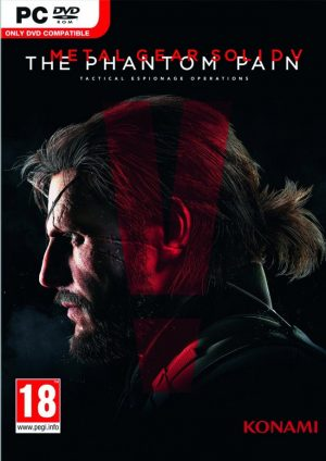Metal Gear Solid V: The Phantom Pain za ok. 35,67 zł w cdkeys