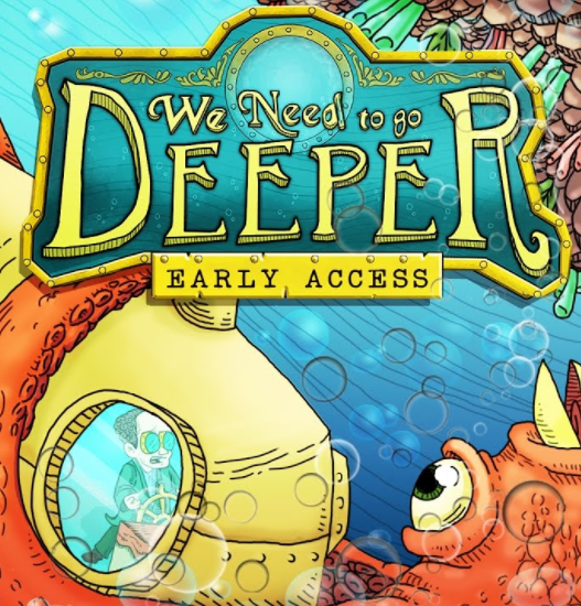 Oferta dnia: We Need To Go Deeper – Steam