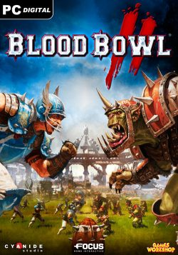 Blood Bowl 2 za 26,17 zł – GamesPlanet