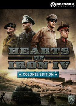 Promocja na serię Hearts of Iron IV – Steam