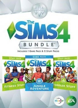 The Sims 4 Bundle Pack 6 za 72.42 zł – cdkeys