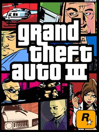 Grand Theft Auto III (PS4) za 47,25 zł – PlayStation Store