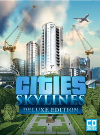 Cities: Skylines Deluxe Edition za 26.87 zł w Voidu