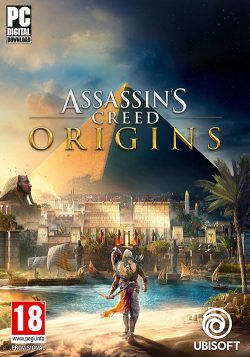 Assassin's Creed: Origins za 41.25 zł w Gamivo