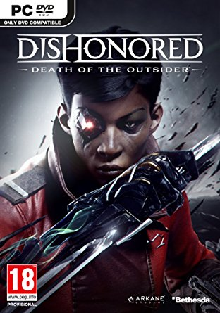 Dishonored: Death of the Outsider za 31,52 zł w CDKeys