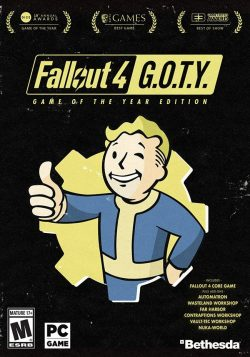 Fallout 4: Game of the Year Edition za 42.95 zł w CDKeys