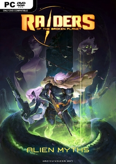 Raiders of the Broken Planet za darmo na Steamie