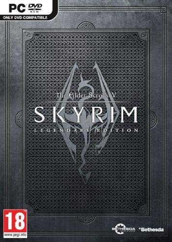 The Elder Scrolls V 5: Skyrim Legendary Edition za 27.83 zł w CDKeys