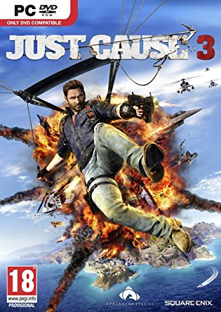 Just Cause 3 za 19,30 zł w Humble Store