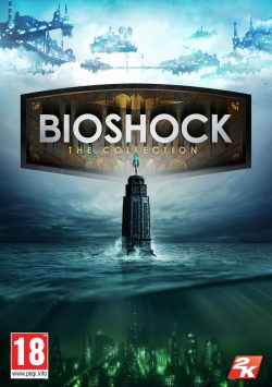 BioShock: The Collection za 55.33 zł w Humble Bundle