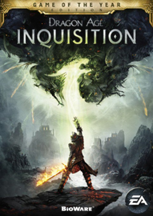 Dragon Age Inquisition Game of the Year Edition za 36,81 zł w CDKeys