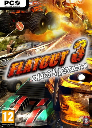 FlatOut 3: Chaos & Destruction za 5.60 zł w WinGameStore