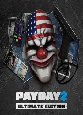 PAYDAY 2: Ultimate Edition za 41.31 zł na Steamie