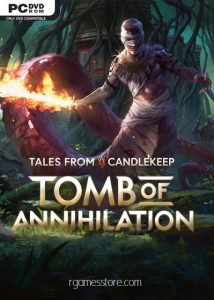 Fanatical Star Deal – Tales from Candlekeep Complete Edition