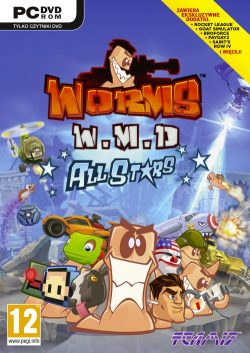 Worms W.M.D za 19.16 zł w DreamGame