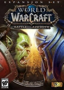 World of Warcraft: Battle for Azeroth za 92.89 zł w CDKeys