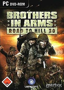 Flash Deals: Brothers in Arms: Road to Hill 30 i Act of War: High Treason – Gamesplanet