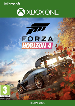 Forza Horizon 4 (Xbox One/PC) za 106.89 zł w CDKeys