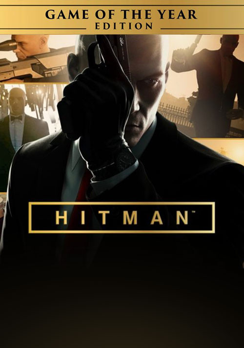 HITMAN – Game of the Year Edition za 51.83 zł w Gamesplanet