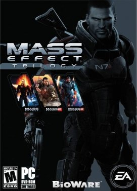 Mass Effect Trilogy za 26.99 zł w Instant Gaming